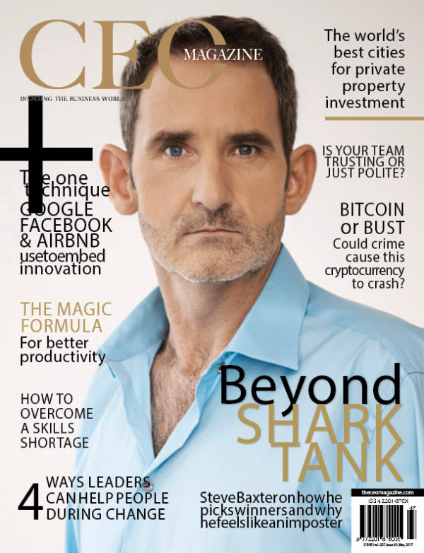 The CEO Magazine ANZ May 2017