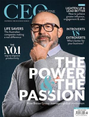 The CEO Magazine June 2018 ANZ