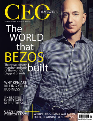 The CEO Magazine ANZ July 2017