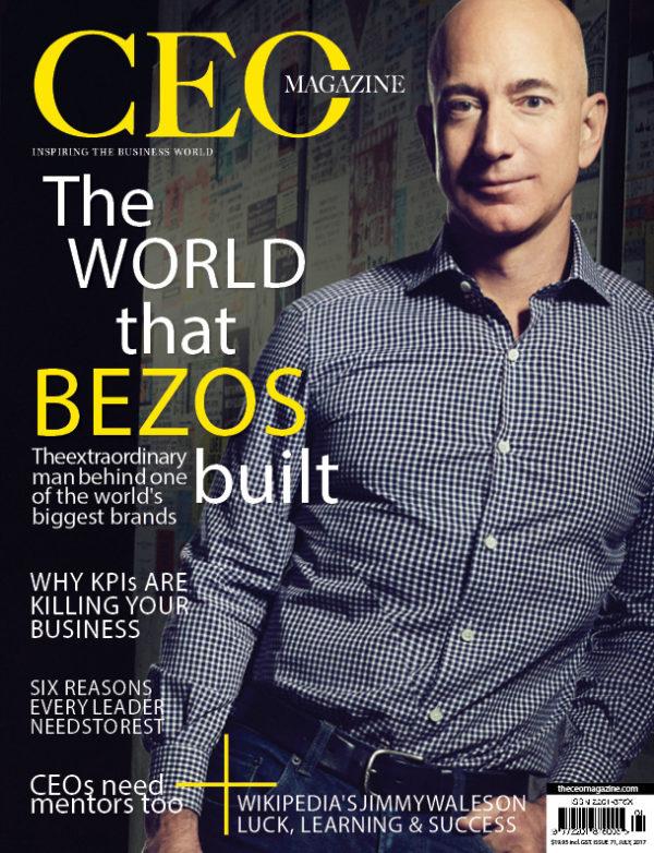 The CEO Magazine ANZ July 2017