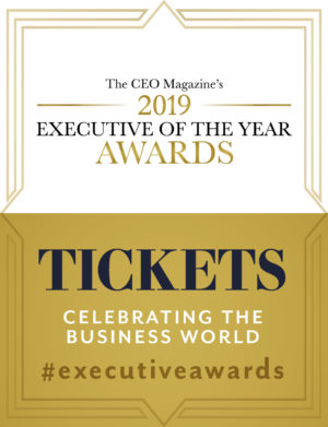 2019 Executive of the Year Awards tickets