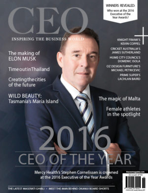The CEO Magazine ANZ Feb 2017
