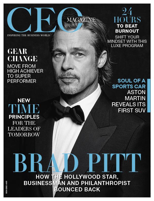 Apr 2020 issue The CEO Magazine EMEA