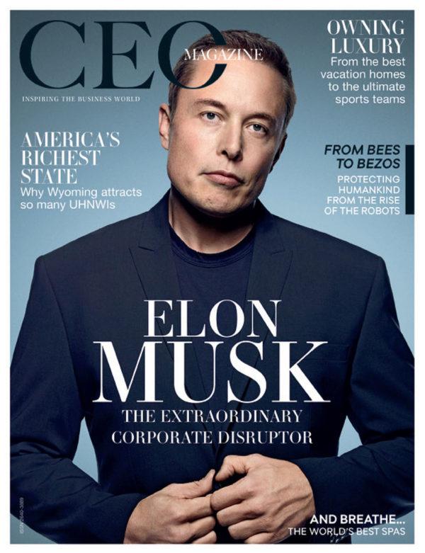 The CEO Magazine NA Jan/Feb 2019